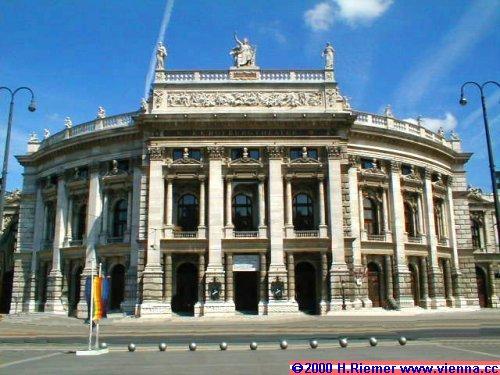 Najlepša pozorišta sveta Burgtheater