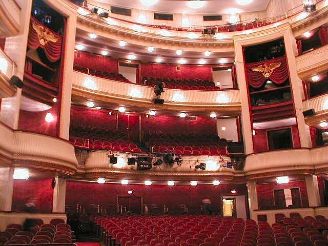 Najlepša pozorišta sveta Burgtheater4